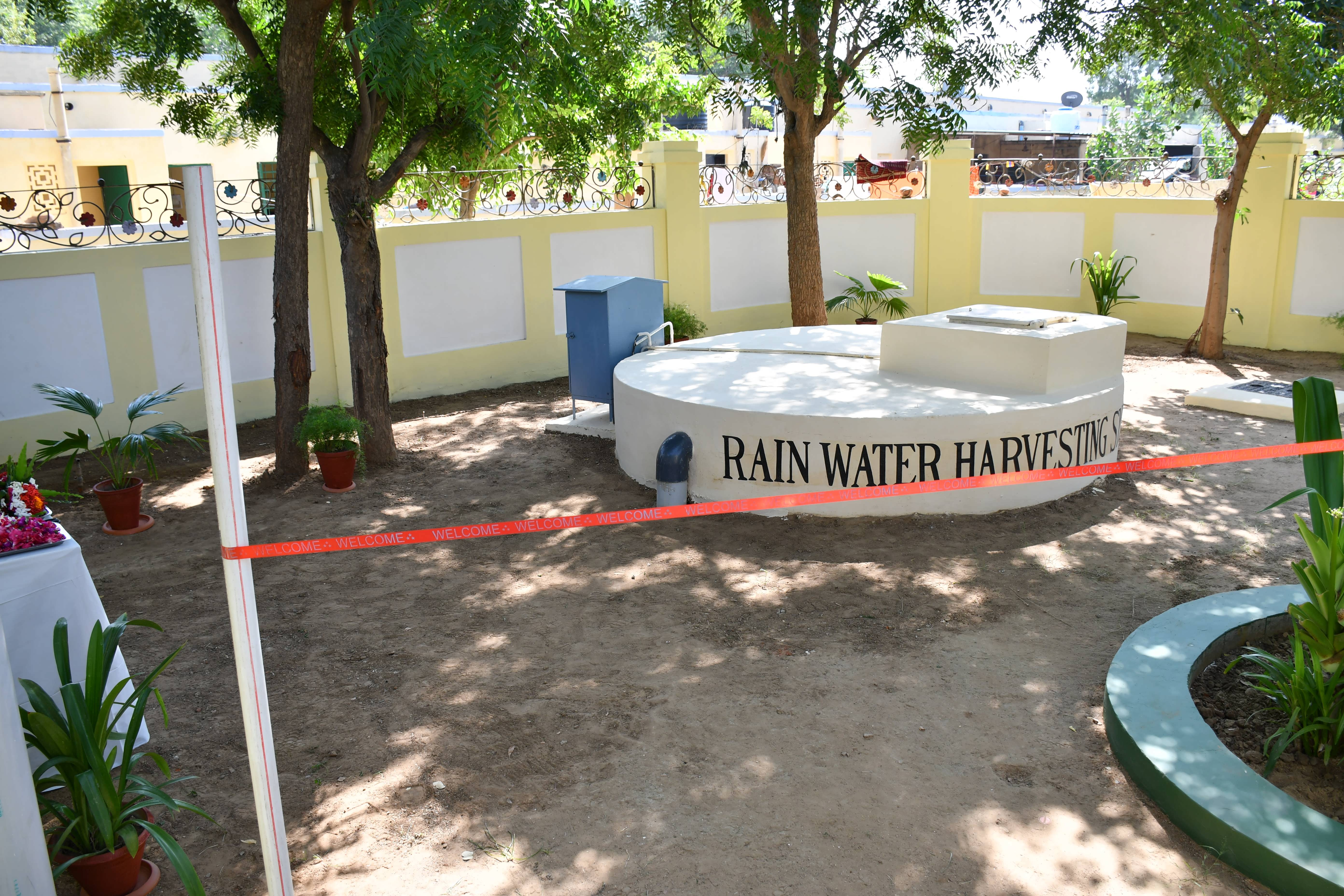 Water Harvesting Program